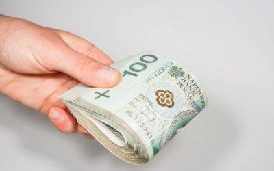Forma umowy pożyczki